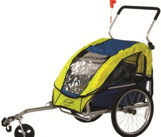 new  WEERIDE CHILD CARRIER SELL SHEET  4-17-2008