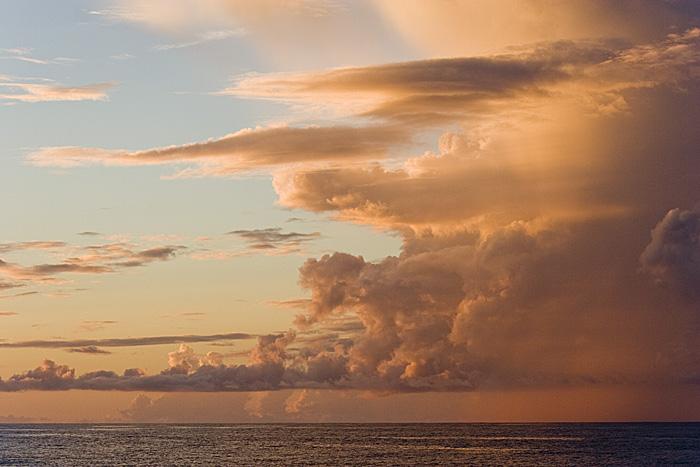 Océan Pacifique, entre Malpelo (Colombie) et Cocos (Costa-Rica)